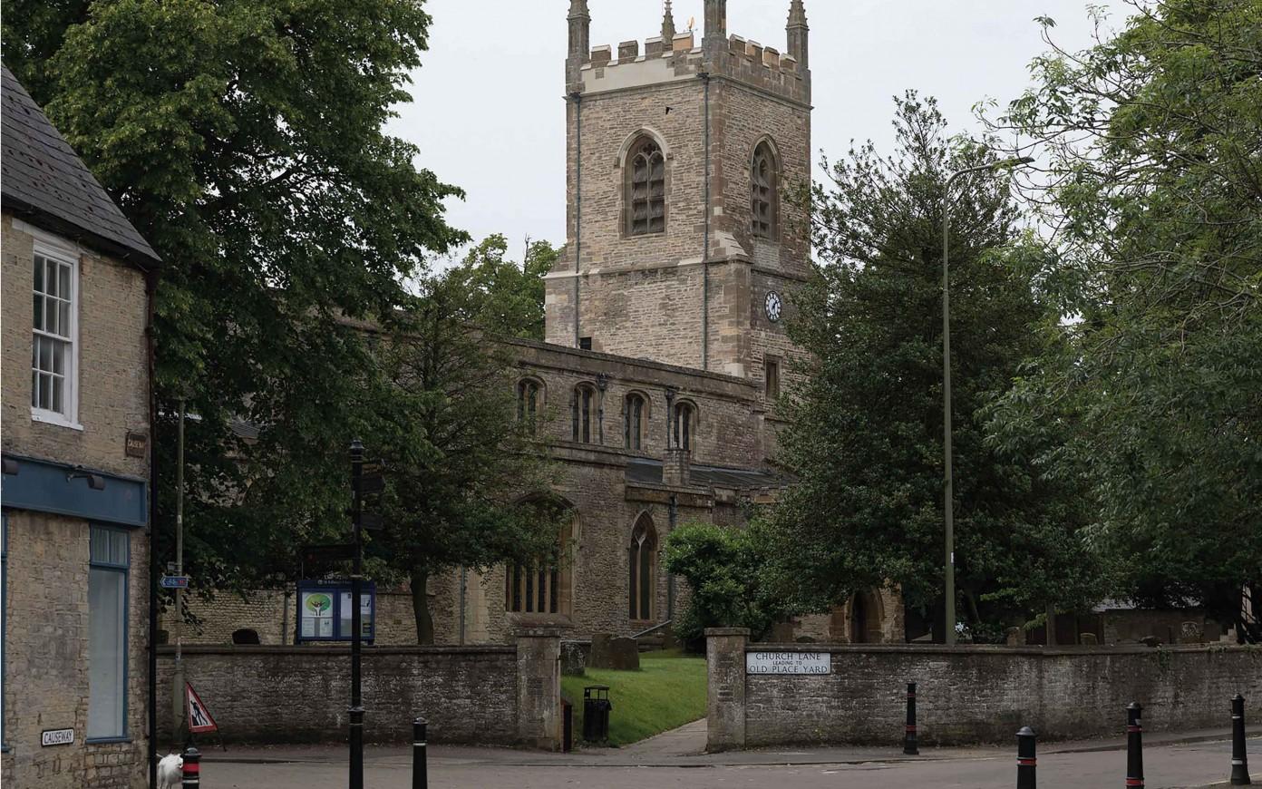 Bicester Church