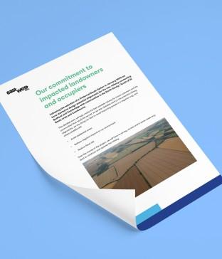 Commitment To Landowners lightblue