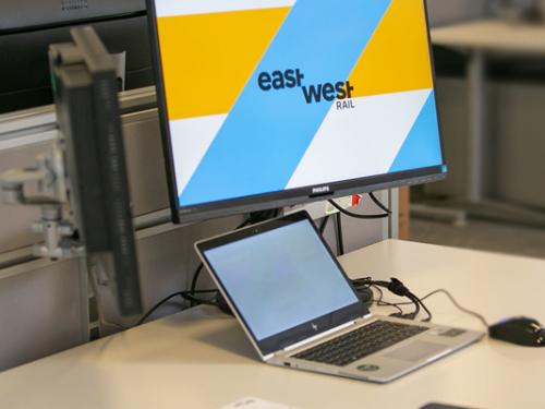 EWR laptop