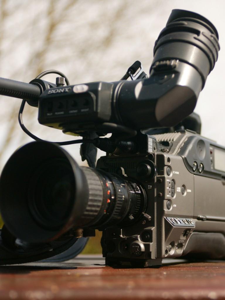 broadcast camera camcorder camera 67654