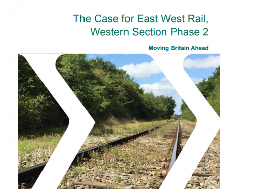 The case for East West Rail